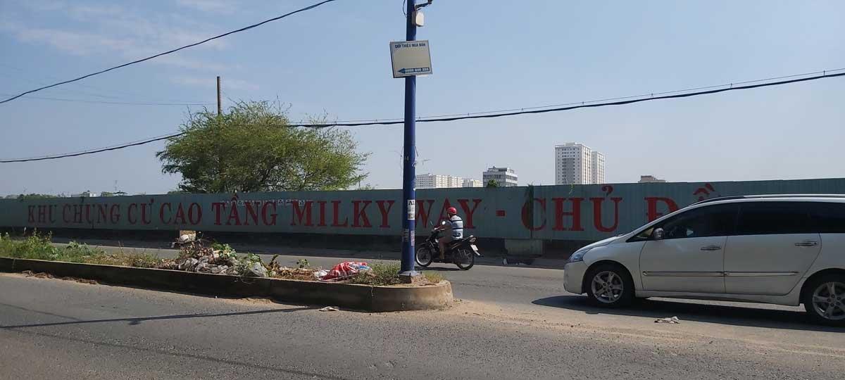 tien do thi cong du an milky way - DỰ ÁN CĂN HỘ CHUNG CƯ MILKY WAY BÌNH TÂN