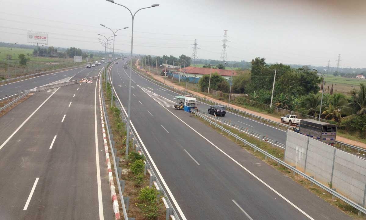 Tuyến Cao tốc TP HCM – Long Thành – Dầu Giây