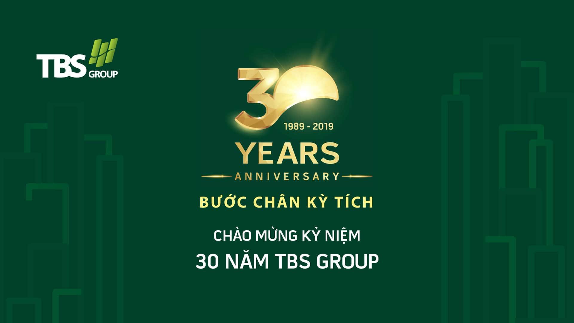 30nam tbs group - TBS GROUP