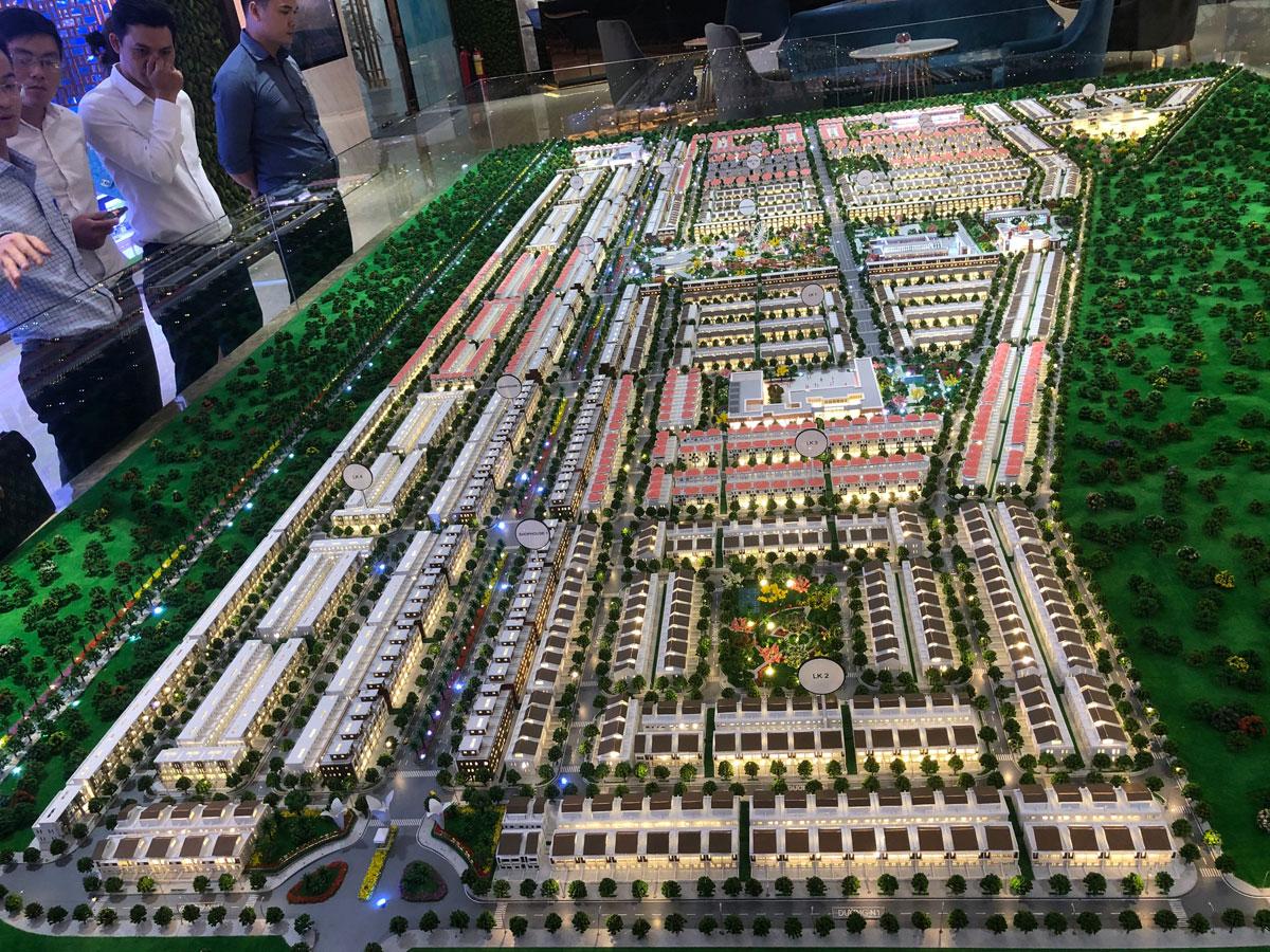 Khu đô thị Thương mại Giải trí Gem Sky World điểm sáng của thị trường bất động sản Đồng Nai