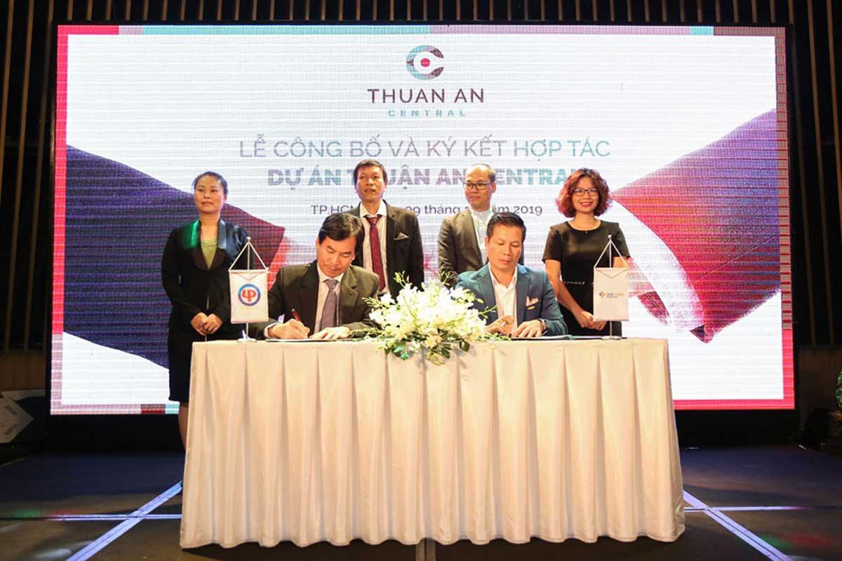 Lê Phong hợp tác với Cenland phát triển dự án Thuận An Central - CÔNG TY TNHH ĐẦU TƯ VÀ PHÁT TRIỂN LÊ PHONG