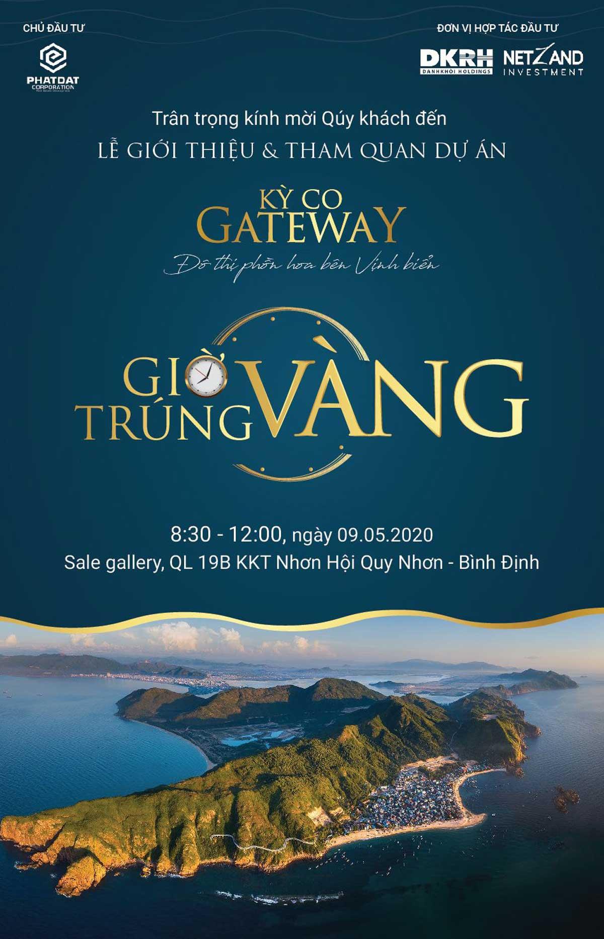 Lễ giới thiệu Tham quan dự án Kỳ Co Gateway - LỄ GIỚI THIỆU & THAM QUAN DỰ ÁN KỲ CO GATEWAY