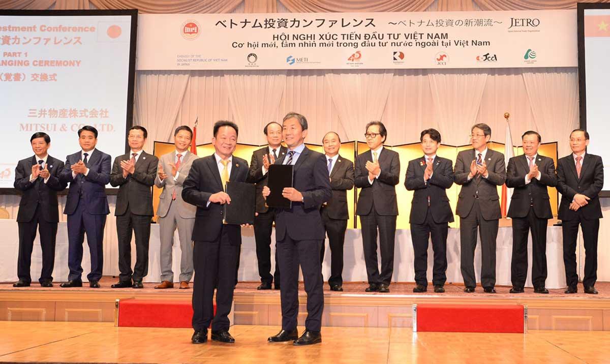 Tập đoàn TT Group ký kết thỏa thuận hợp tác cùng Tập đoàn Mitsui và Tập đoàn Y tế EIWAKAI - TẬP ĐOÀN T&T GROUP