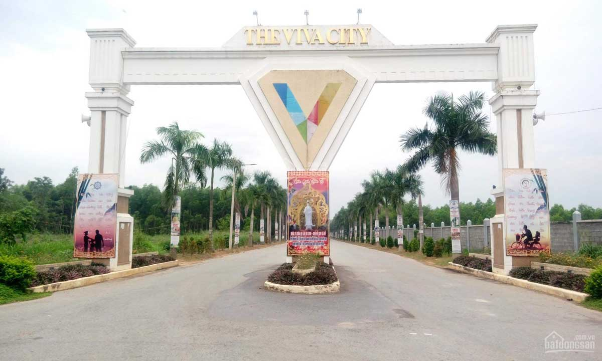 The Viva City Đồng Nai 1 - CÔNG TY CỔ PHẦN ĐẦU TƯ LDG (LDG GROUP)