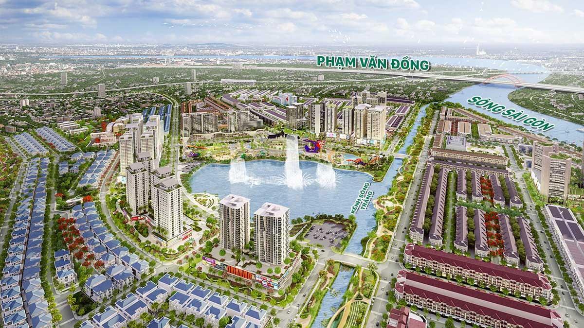 can ho van phuc city thu duc - CĂN HỘ VẠN PHÚC CITY  THỦ ĐỨC