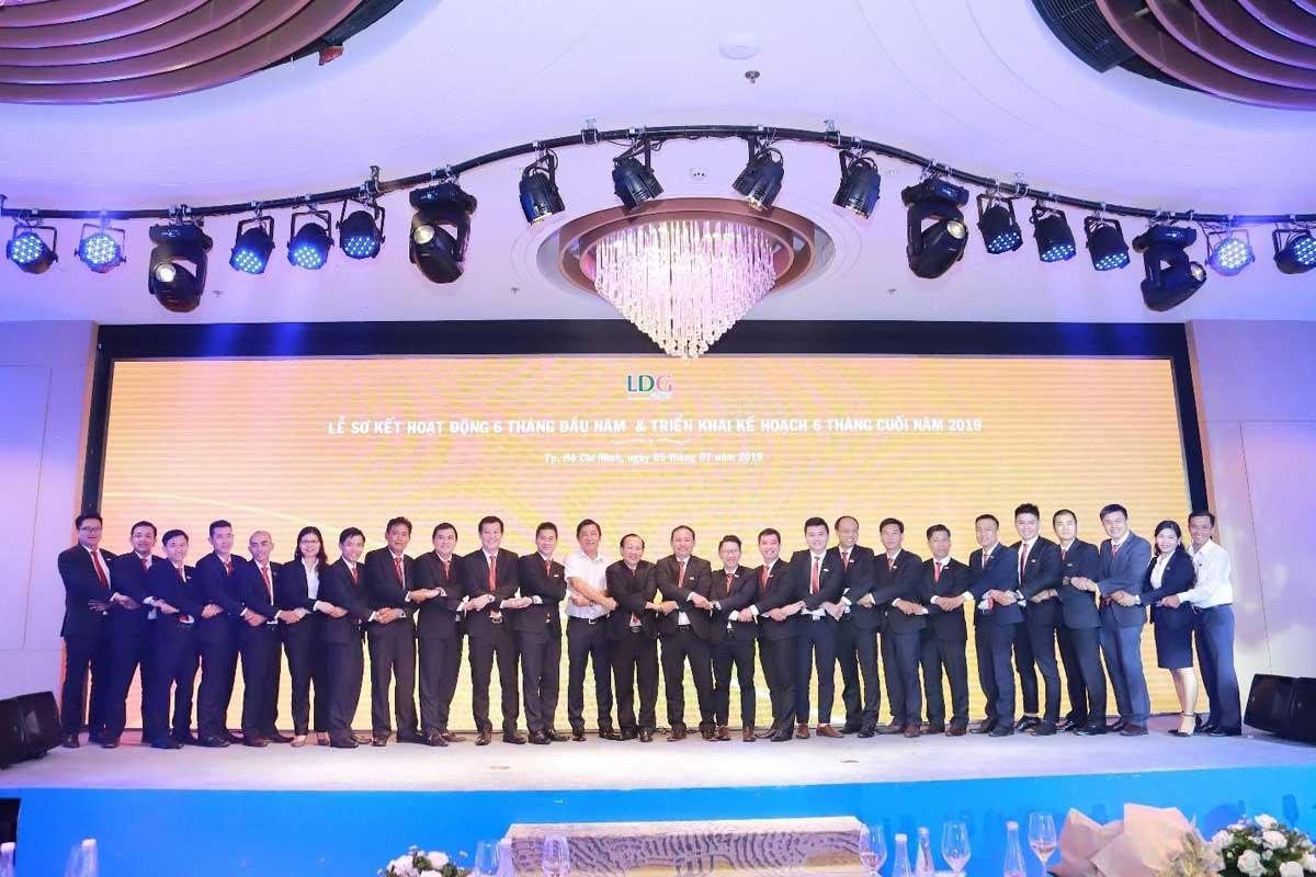 cong ty ldg group - CÔNG TY CỔ PHẦN ĐẦU TƯ LDG (LDG GROUP)