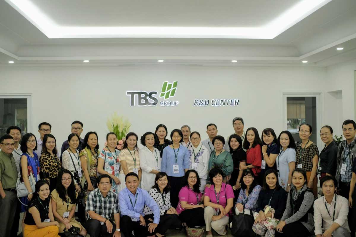 cong ty tbs group - TBS GROUP
