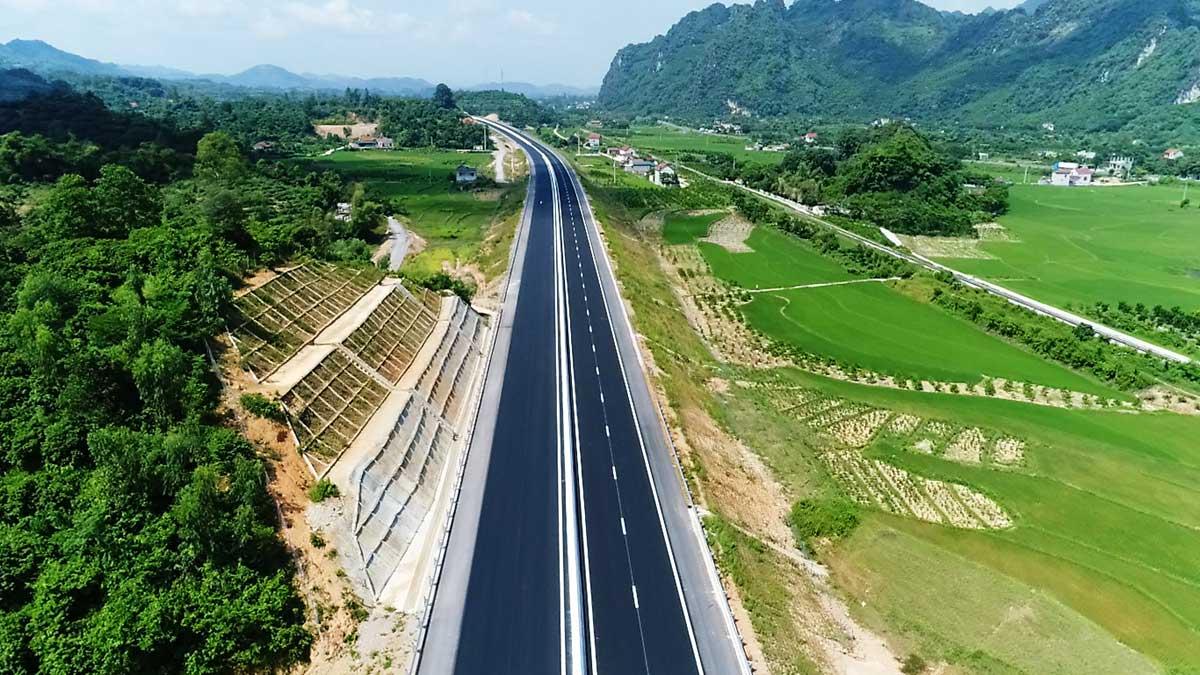 dự án cao tốc Bắc – Nam - Đường Cao tốc Bắc – Nam