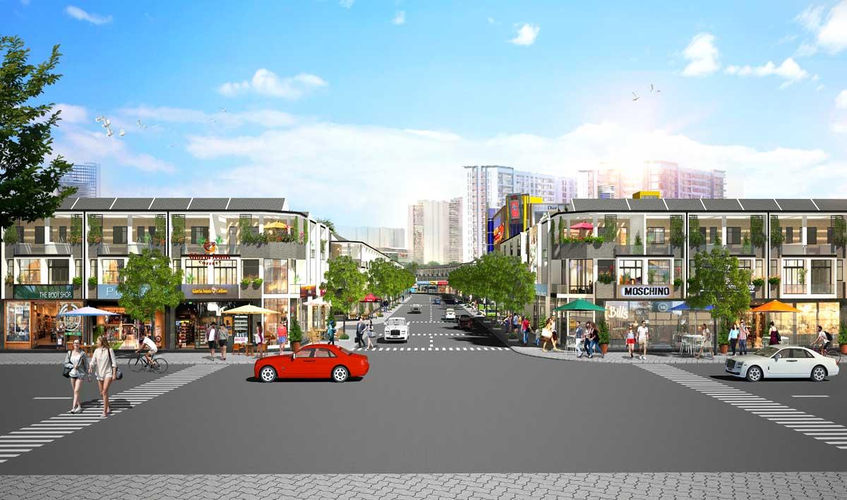 duong noi khu du an binh duong avenue city - BÌNH DƯƠNG AVENUE CITY