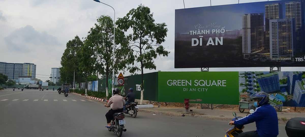 hinh anh can ho green tower tai khu do thi green square di an - GREEN TOWER DĨ AN BÌNH DƯƠNG