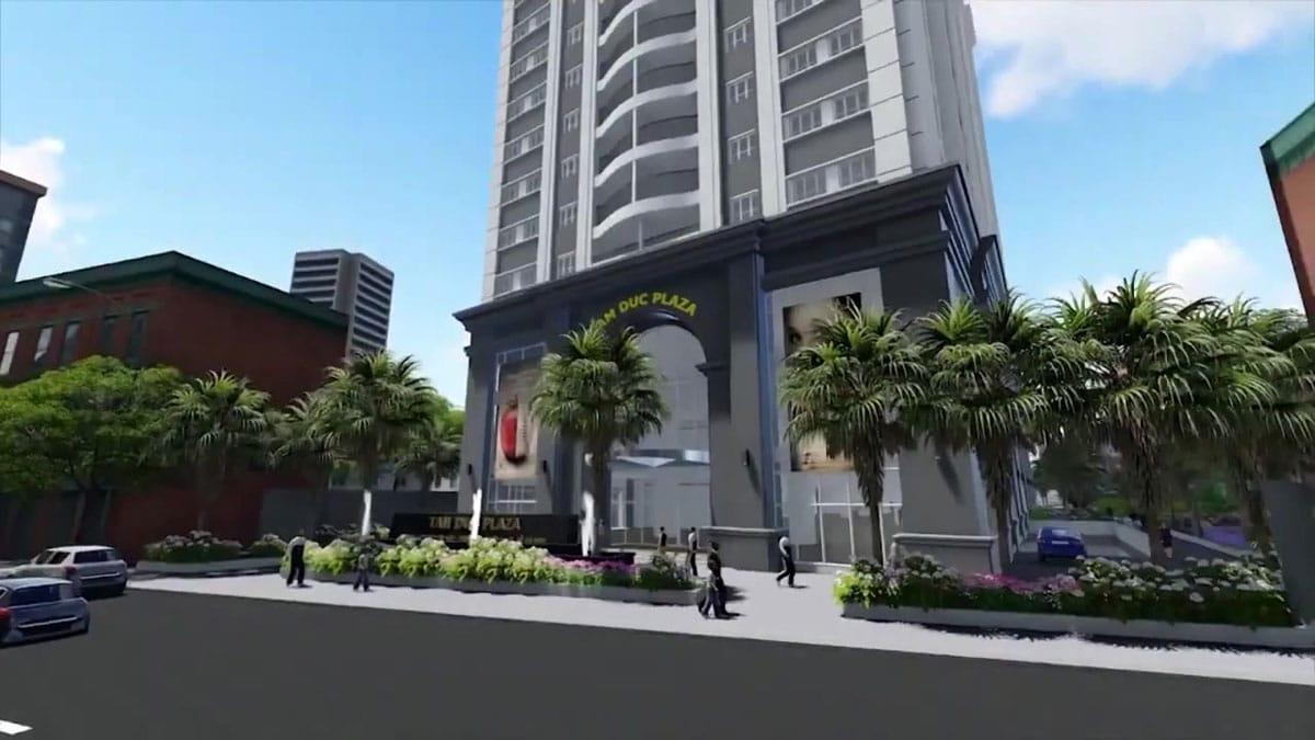 khu trung tam thuong mai du an tam duc plaza - TAM ĐỨC PLAZA QUẬN 5