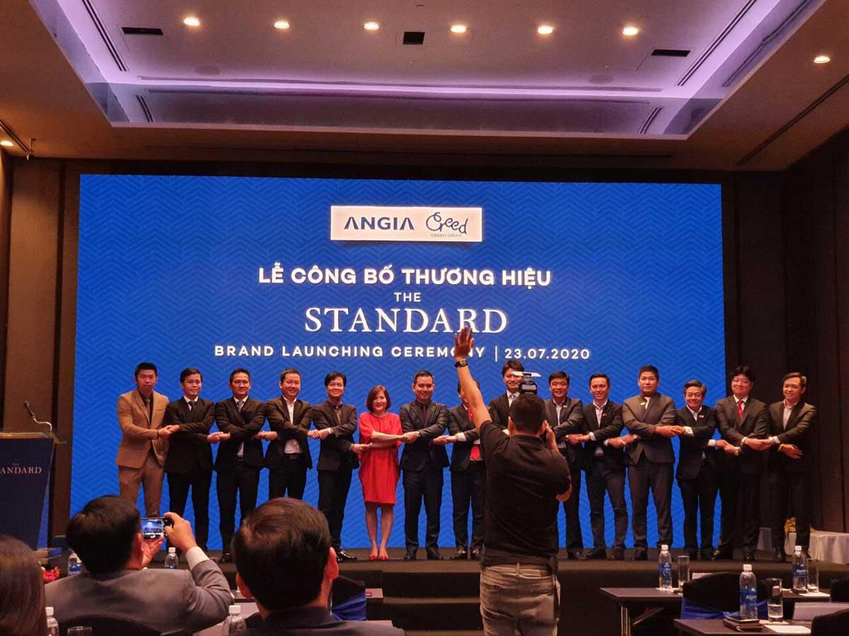 le cong bo thuong hieu the standard - THE STANDARD CENTRAL PARK BÌNH DƯƠNG