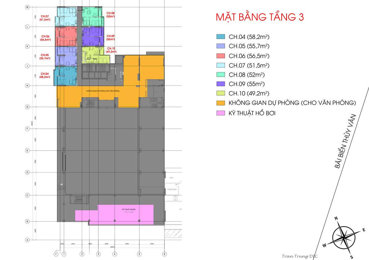 mat bang tang 3 csj tower vung tau - CSJ TOWER VŨNG TÀU