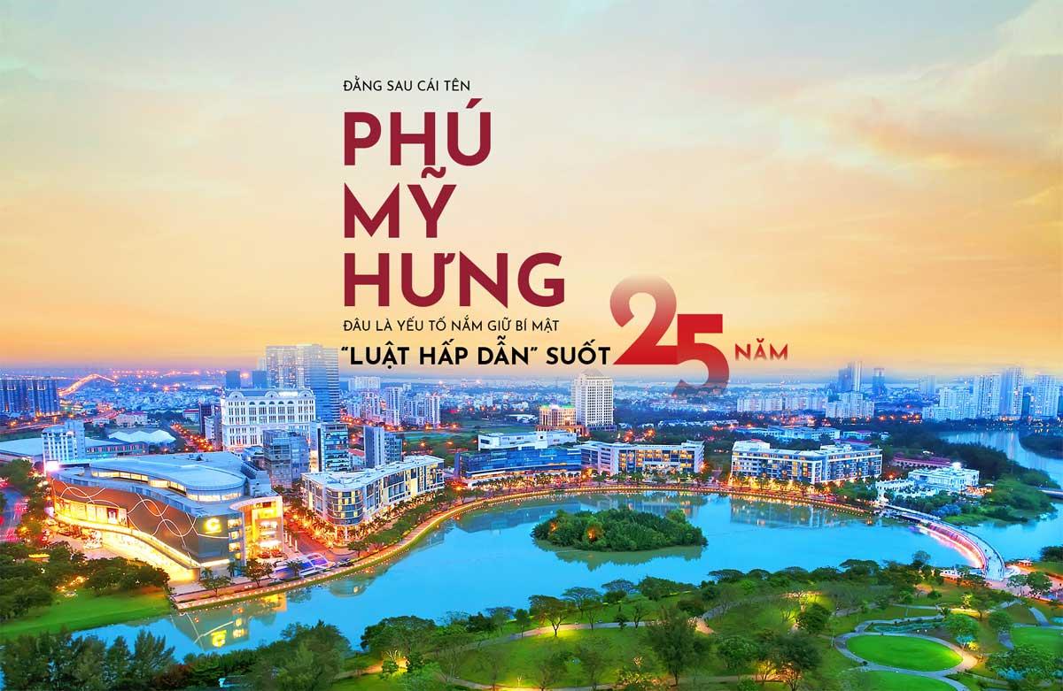 phú Mỹ Hưng - CÔNG TY TNHH PHÁT TRIỂN PHÚ MỸ HƯNG