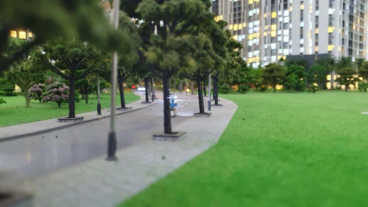 sa ban du an picity high park - PICITY HIGH PARK