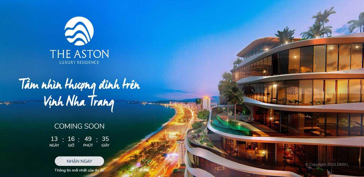 the aston luxury residence - THE ASTON LUXURY RESIDENCE NHA TRANG