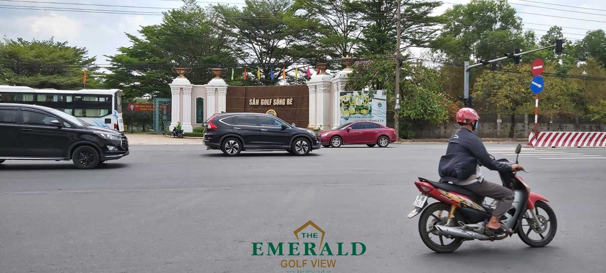 the emerald golf view san golf song be - THE EMERALD GOLF VIEW BÌNH DƯƠNG