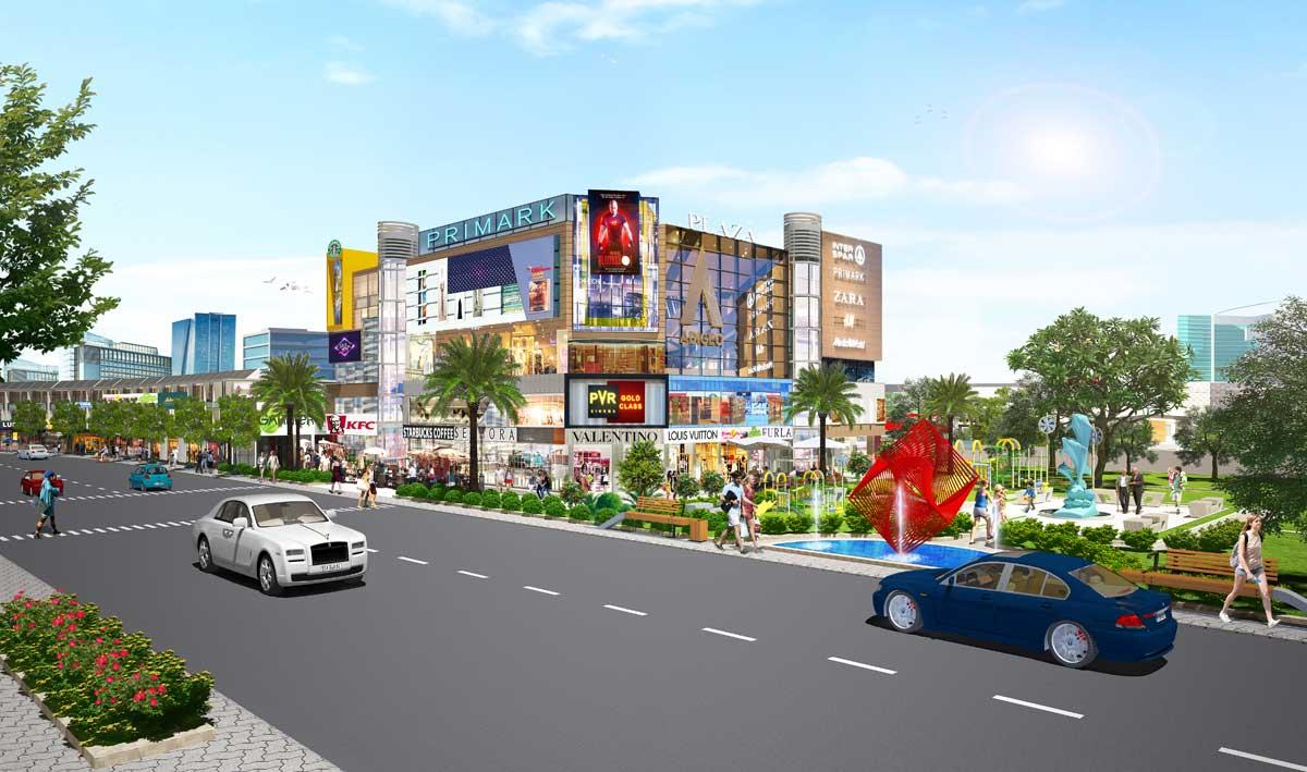 thuong mai du an binh duong avenue city - BÌNH DƯƠNG AVENUE CITY