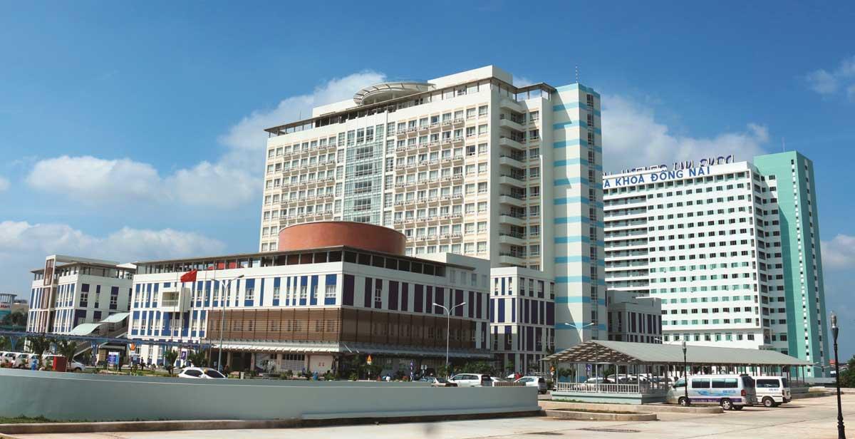 Bệnh viện đa khoa tỉnh Đồng Nai - CÔNG TY CỔ PHẦN KIỂM ĐỊNH XÂY DỰNG SÀI GÒN – SCQC