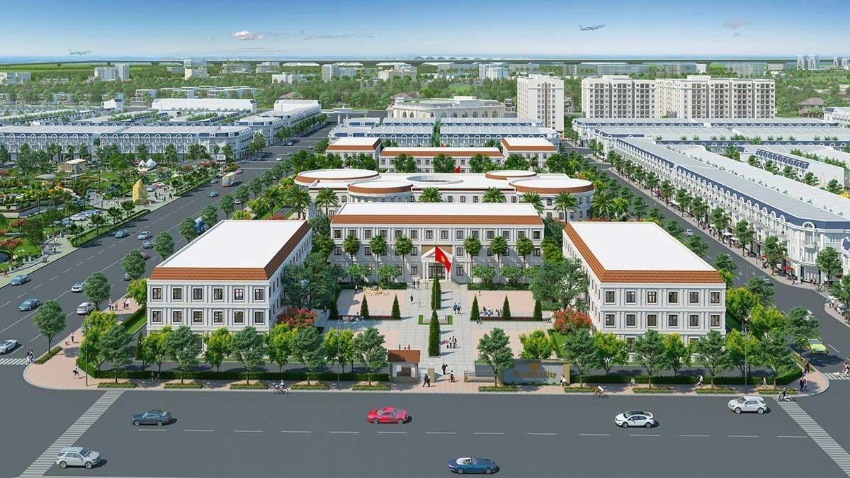 Century School - CENTURY CITY LONG THÀNH ĐỒNG NAI