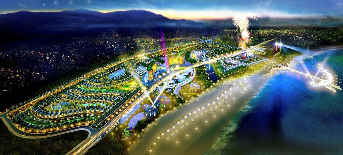 Dự án AE Cửa Tùng Resort - CÔNG TY CỔ PHẦN TƯ VẤN CÔNG NGHỆ THIẾT BỊ VÀ KIỂM ĐỊNH XÂY DỰNG CONINCO