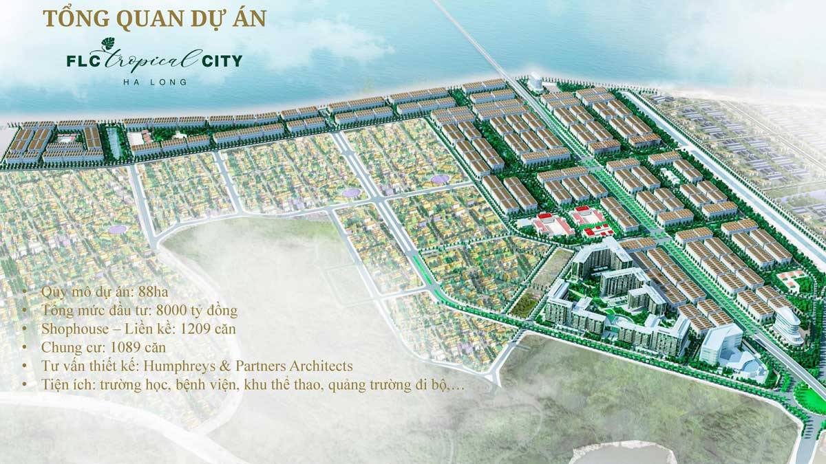 FLC Tropical City Ha Long 2 - TẬP ĐOÀN FLC GROUP