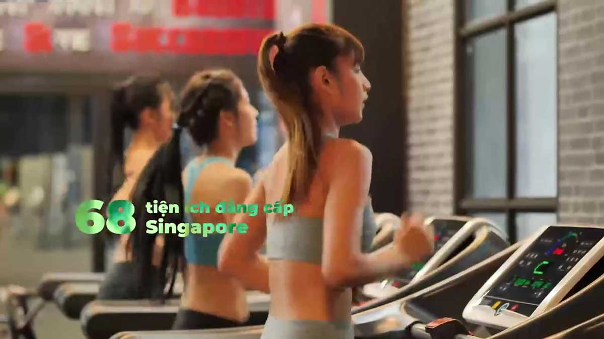 Gym Tecco Elite City - TECCO ELITE CITY THÁI NGUYÊN