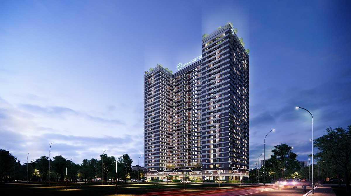Icon Plaza Binh Duong Ve Dem - ICON PLAZA BÌNH DƯƠNG
