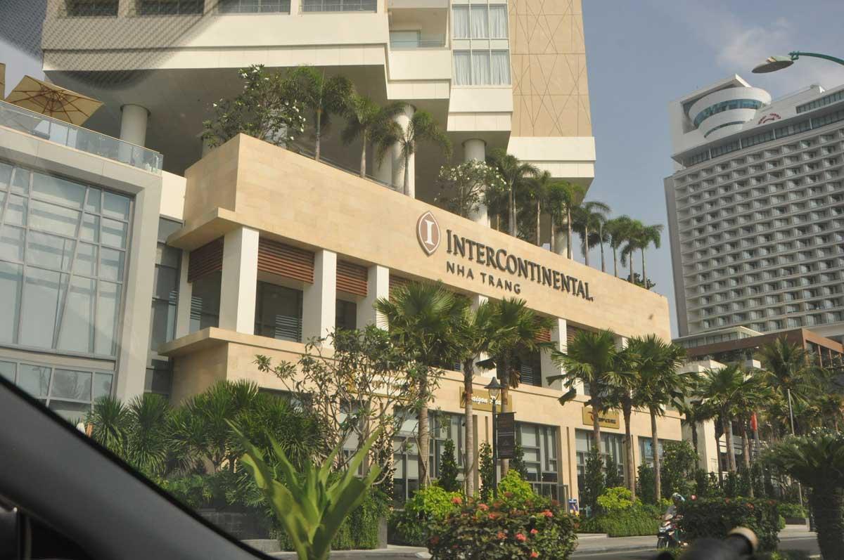 InterContinental Nha Trang - THE ASTON LUXURY RESIDENCE NHA TRANG