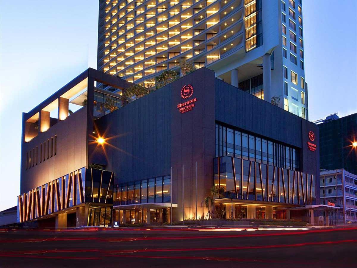 Khách sạn Sheraton Nha Trang - THE ASTON LUXURY RESIDENCE NHA TRANG
