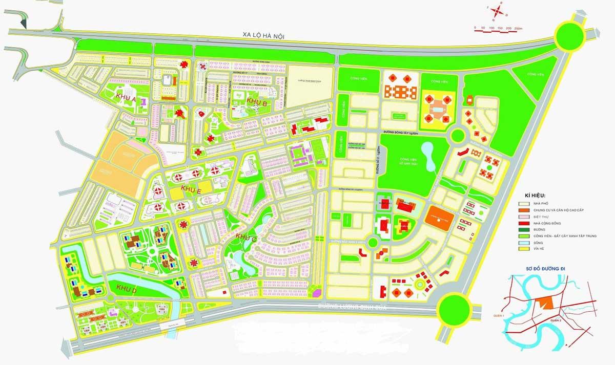 Khu đô thị An Phú An Khánh - CÔNG TY CỔ PHẦN PHÁT TRIỂN VÀ KINH DOANH NHÀ (HDTC)