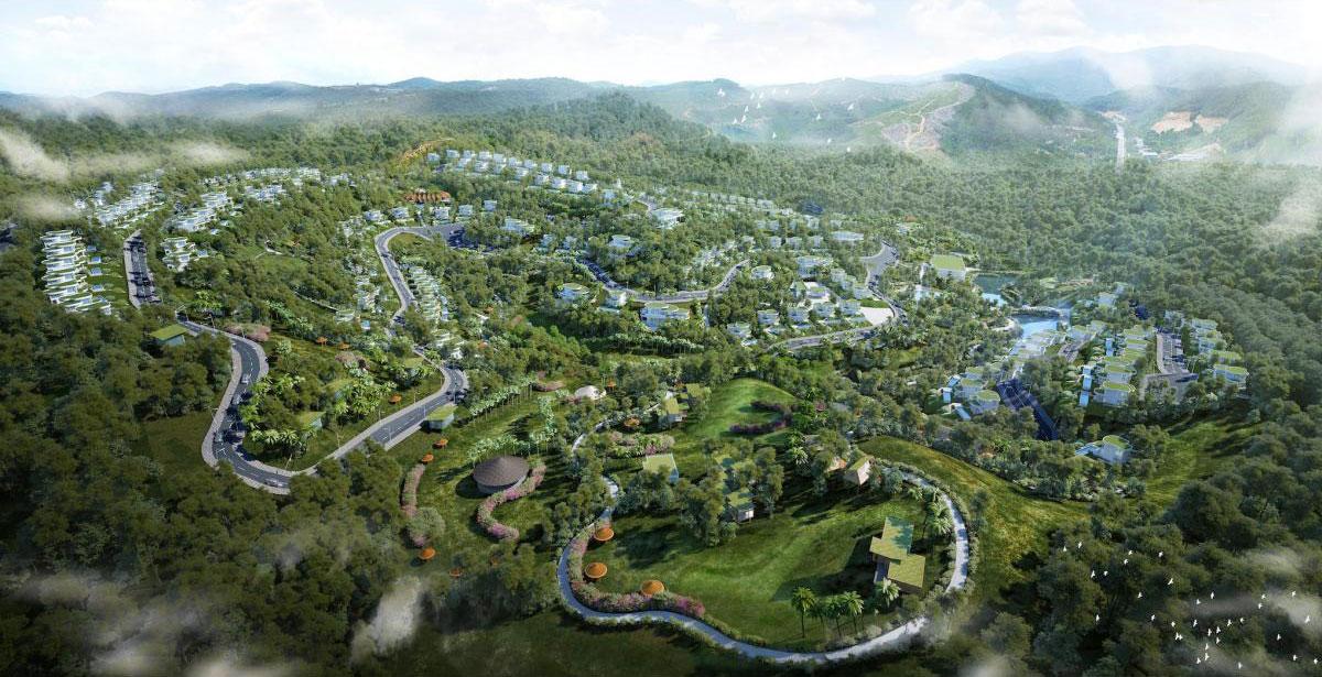 Khu nghỉ dưỡng cao cấp Ivory Villas Resort - CÔNG TY CỔ PHẦN TƯ VẤN CÔNG NGHỆ THIẾT BỊ VÀ KIỂM ĐỊNH XÂY DỰNG CONINCO