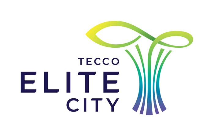 Logo Du an Tecco Elite City - TECCO ELITE CITY THÁI NGUYÊN
