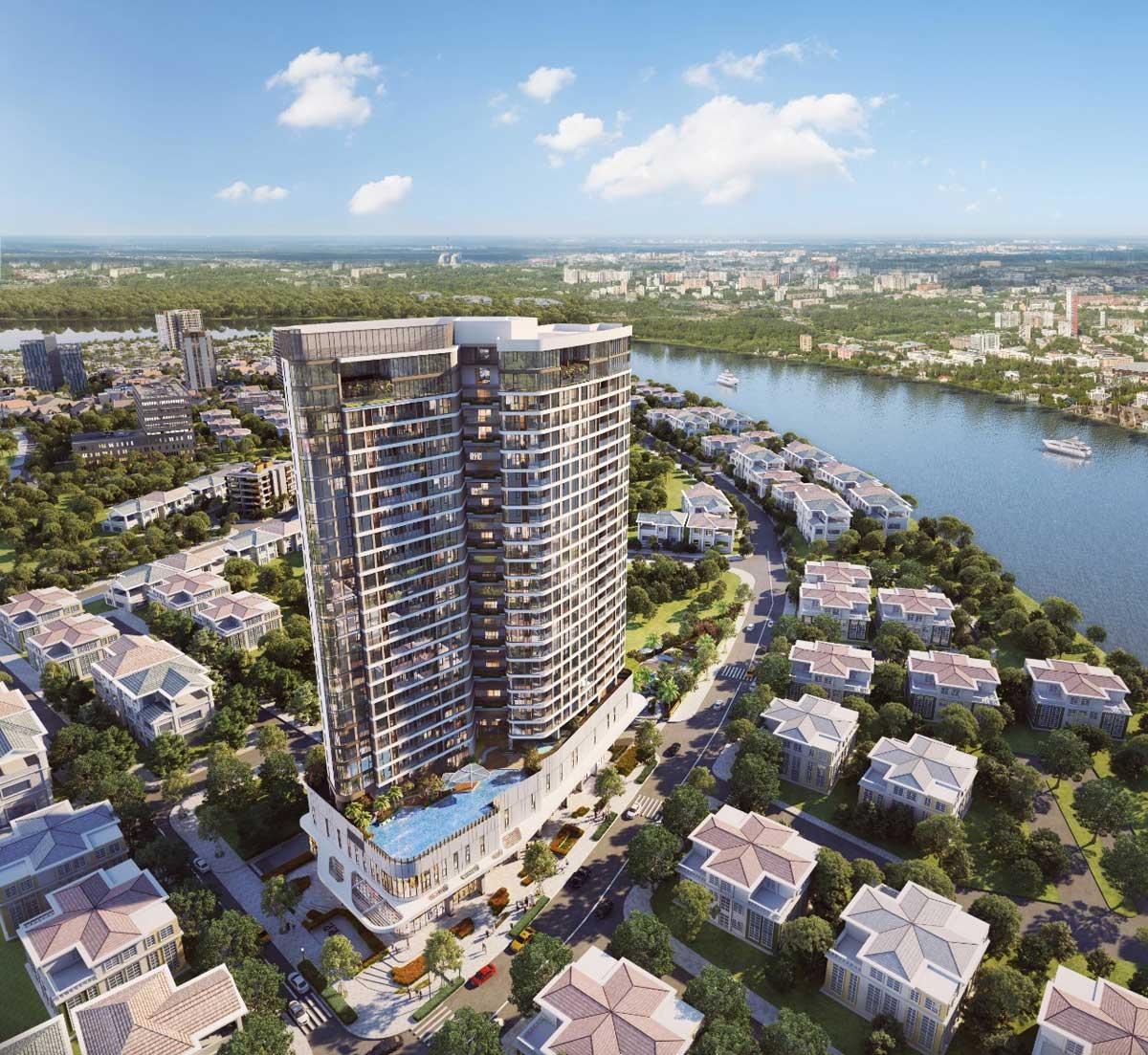 can ho thao dien green quan 2 - Thảo Điền Green Towers Quận 2