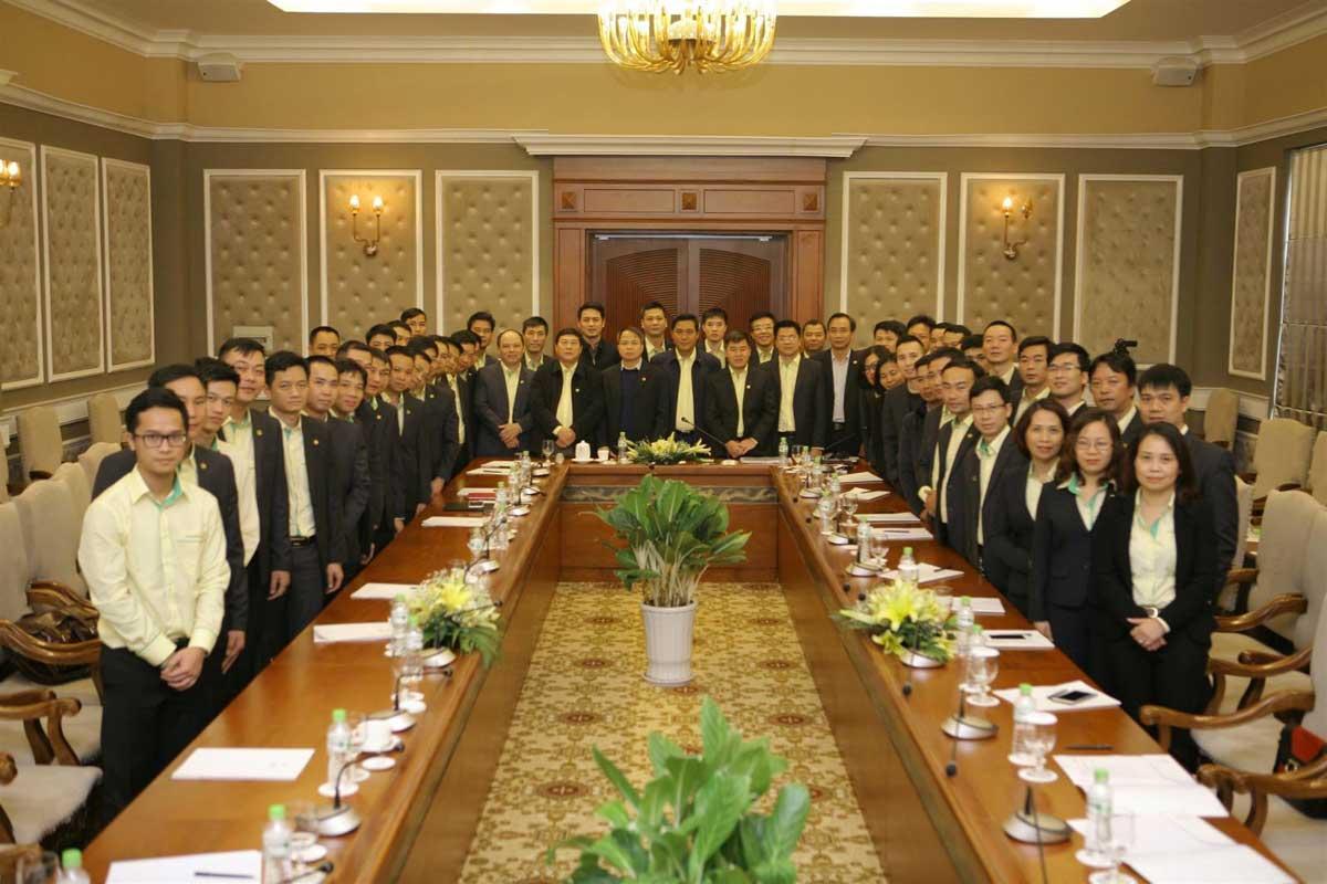cong ty phuc hung holdings - CÔNG TY CỔ PHẦN XÂY DỰNG PHỤC HƯNG HOLDINGS