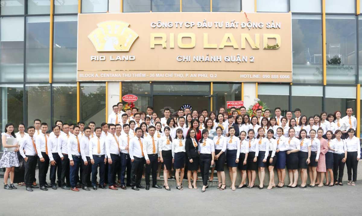 cong ty rio land - CÔNG TY CỔ PHẦN ĐẦU TƯ BẤT ĐỘNG SẢN RIO LAND