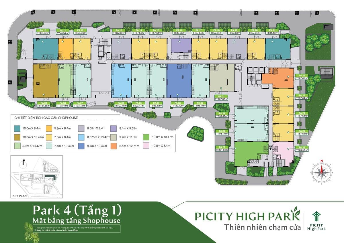 mat bang tang 1 park 4 picity high park - PICITY HIGH PARK QUẬN 12