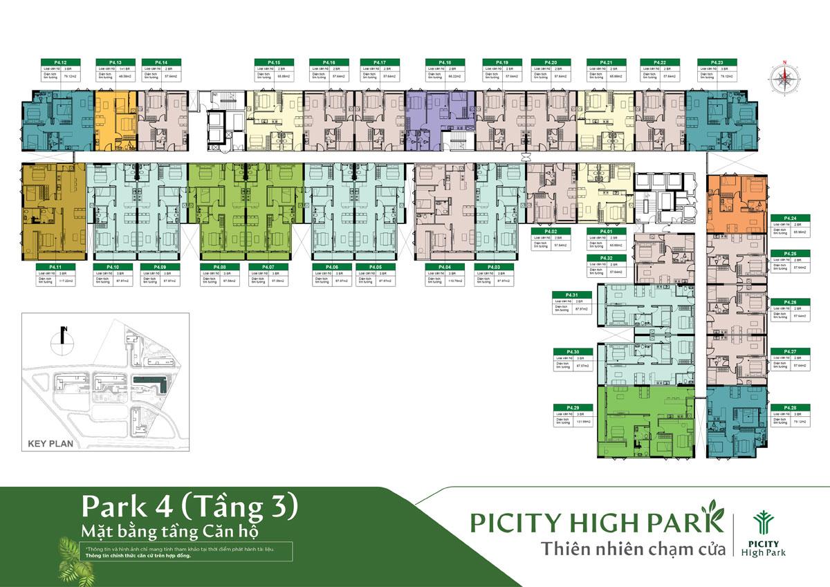 mat bang tang 3 park 4 picity high park - PICITY HIGH PARK QUẬN 12