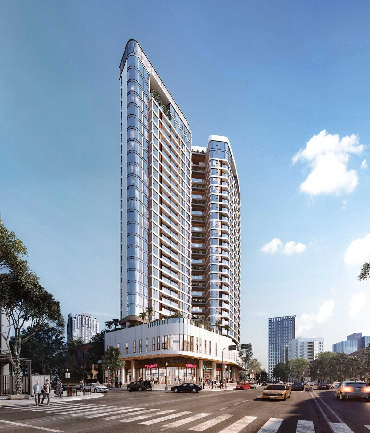thao dien green towers - Thảo Điền Green Towers Quận 2