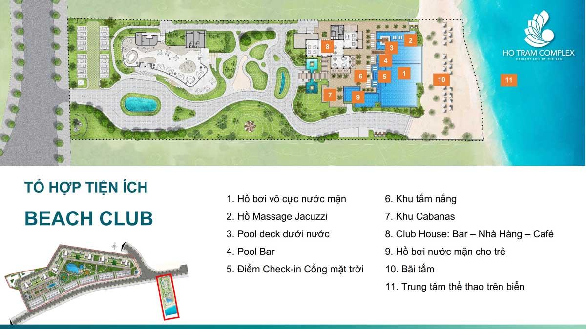 to hop tien ich beach club - CĂN HỘ HỒ TRÀM COMPLEX