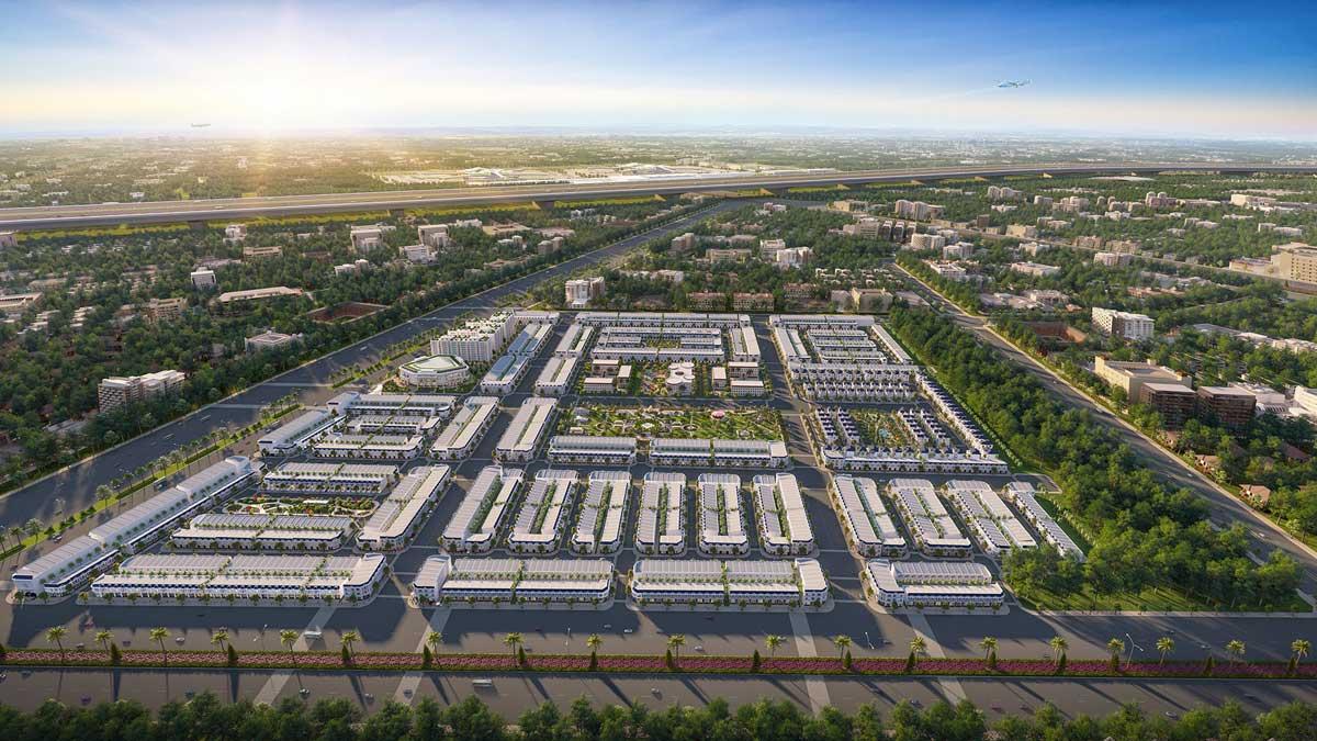 tong the du an century city long thanh - CENTURY CITY LONG THÀNH ĐỒNG NAI