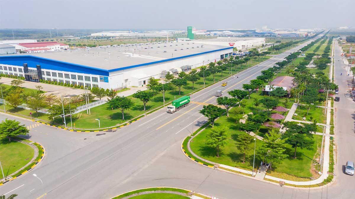 vsip 3 - Khu Công Nghiệp VSIP 3