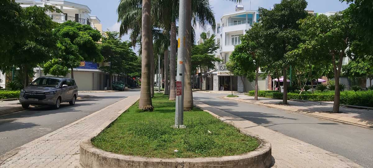 Công viên Dự án Nhà ở Xã hội cho người có thu nhập thấp tại Phường Hiệp Thành Quận 12 - DỰ ÁN CĂN HỘ NHÀ Ở XÃ HỘI HIỆP THÀNH QUẬN 12