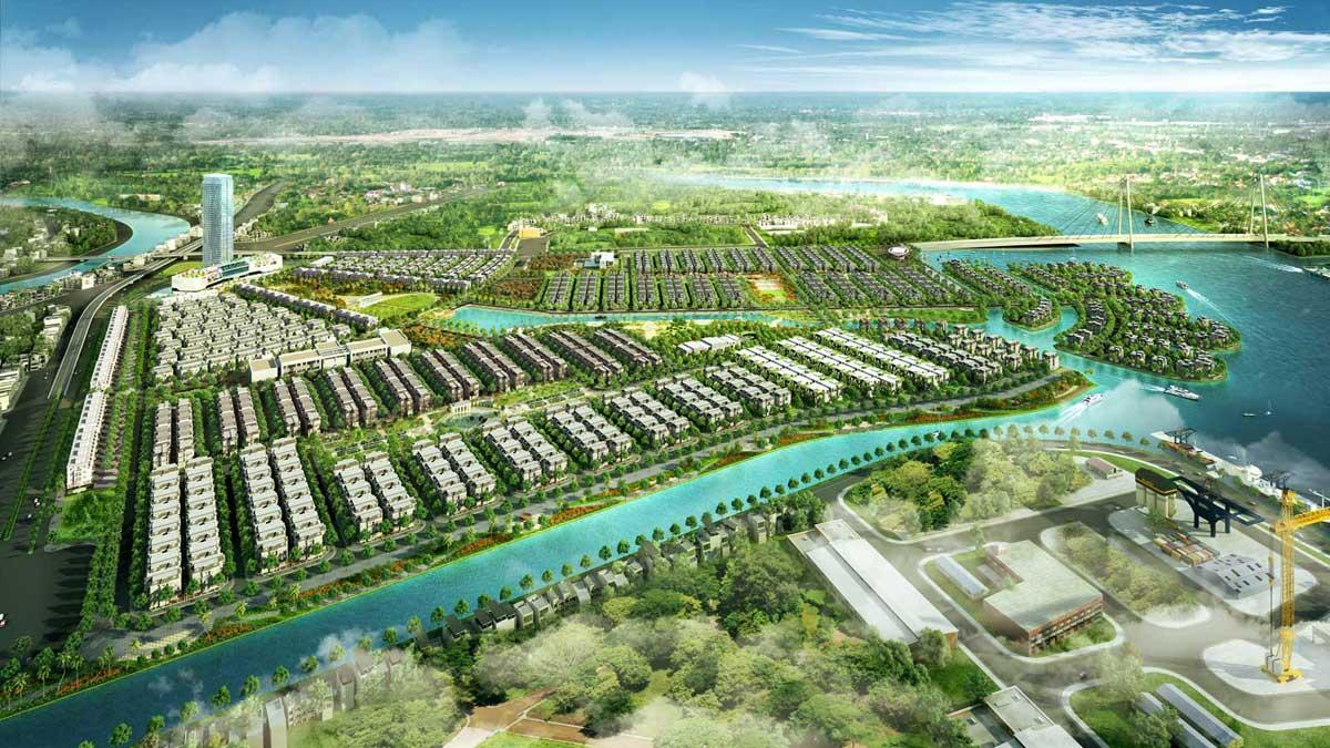 Dự án Vinhomes Green Hạ Long Xanh - VINHOMES GREEN HẠ LONG XANH