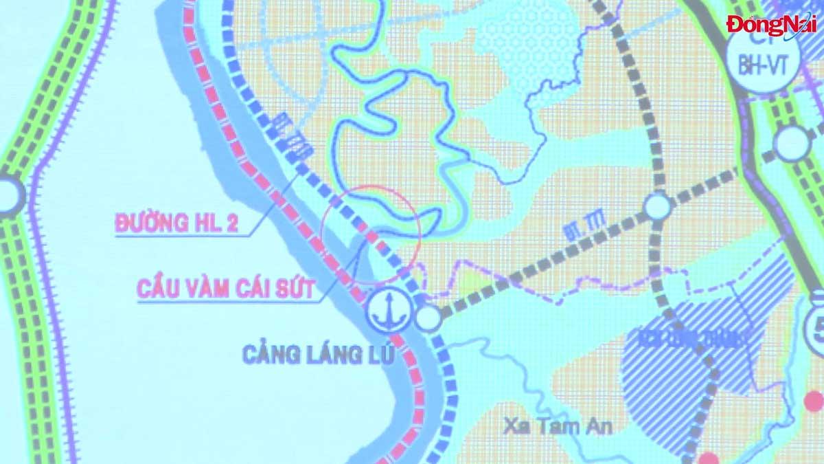Khởi công xây dựng Cầu Vàm Cái Sứt - Khởi công xây dựng cầu Vàm Cái Sứt sông Đồng Nai