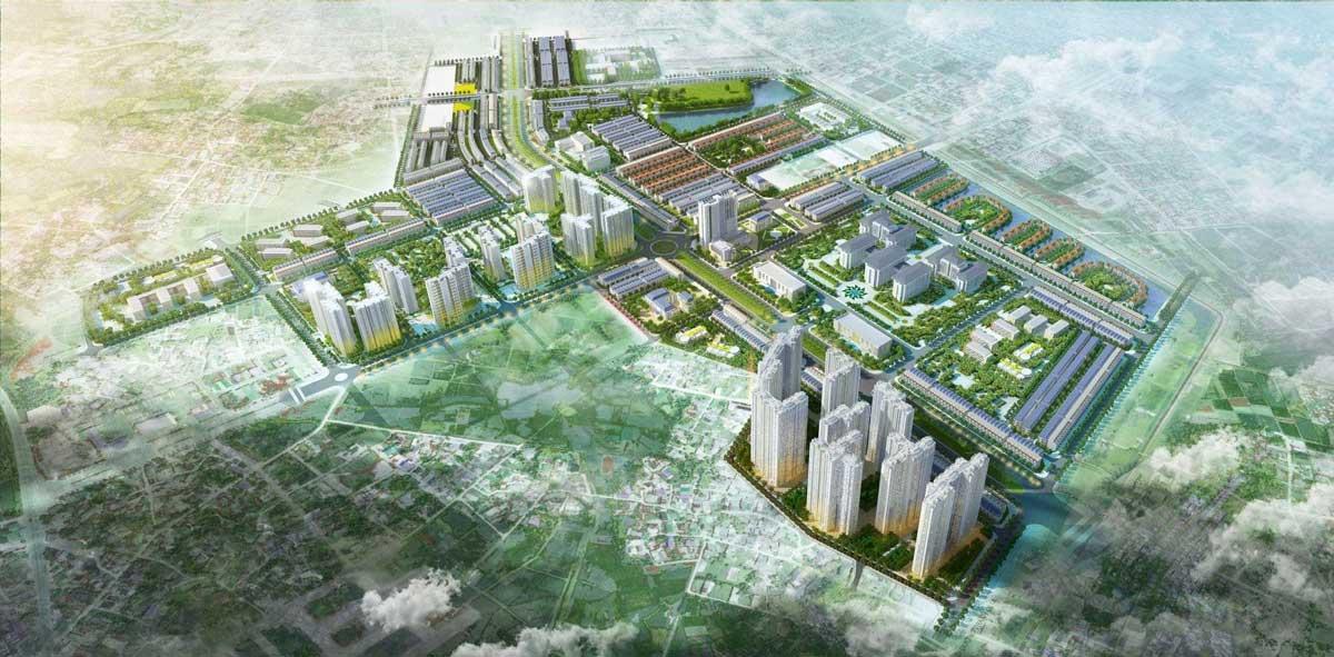Dự án Khu đô thị Hàm Nghi Hà Tĩnh