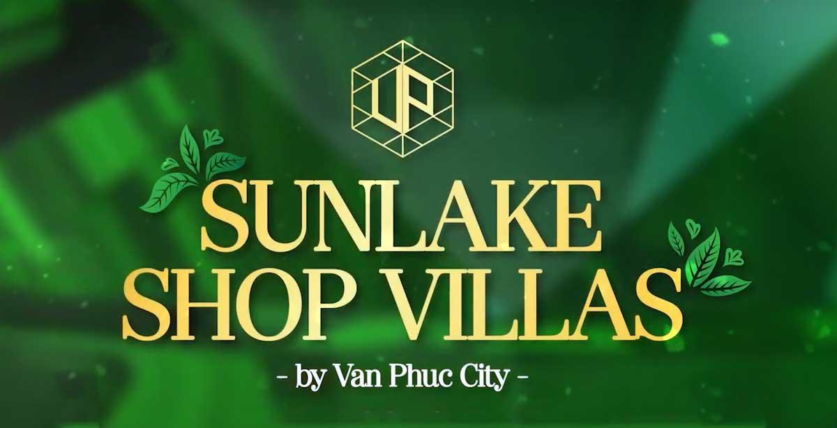 Logo Sunlake Shop Villa - SUNLAKE SHOP VILLAS