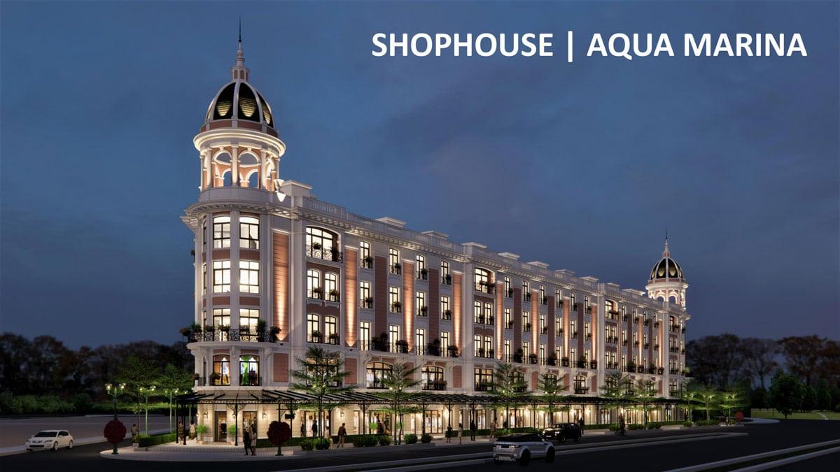 Shophouse Aqua Marina - ĐẢO PHƯỢNG HOÀNG PHOENIX ISLAND