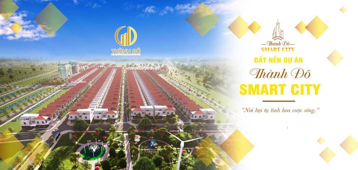 Dự án Khu đô thị Thành đô Smart City