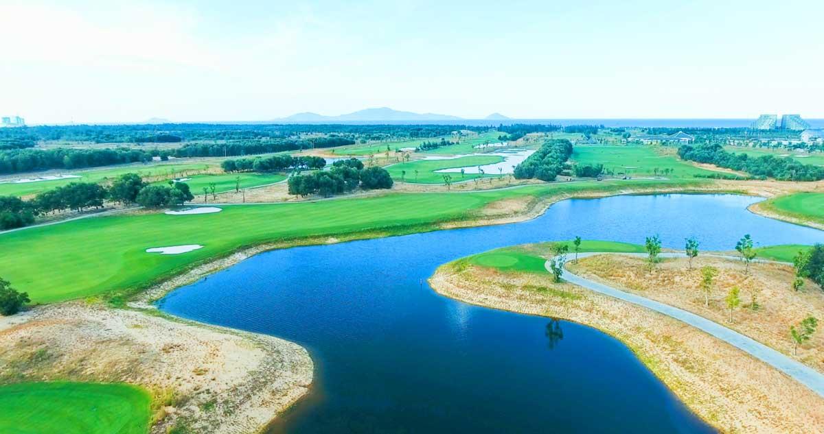 Thủ tướng chấp thuận sân golf Vingroup đầu tư tại Hải Phòng - Vinhomes Vũ Yên Hải Phòng